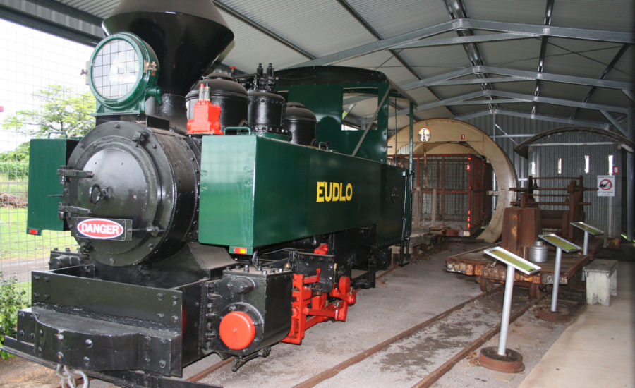 Going Loco - Eudlo in Shed