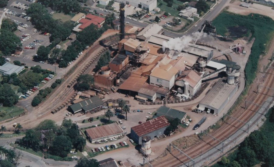 Moreton Mill - Aerial View