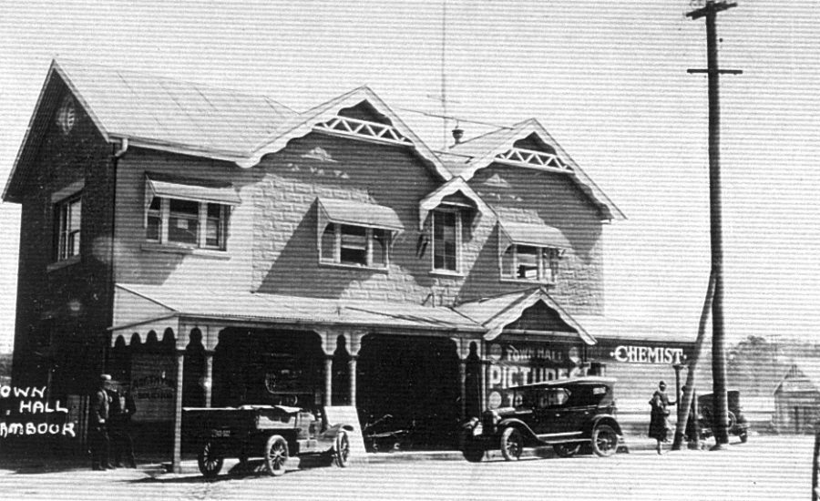 Shire Council - Original Town Hall 1913