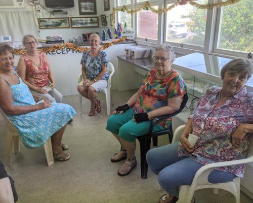 Photo of Volunteers Ladies